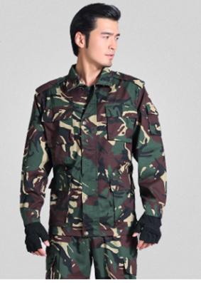 G1-310 hot sale  camouflage Military Uniform