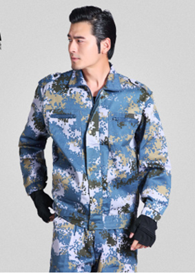 G1-313 newly color camouflage Military Uniform