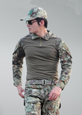G1-381 daily wear Camouflage Military Uniforms