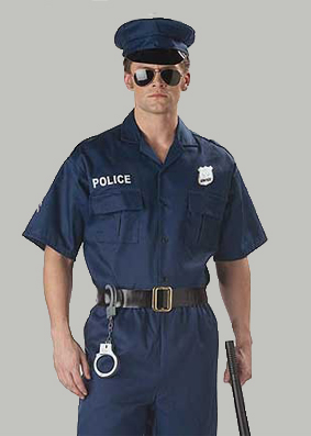 G2-384 American Police Uniforms
