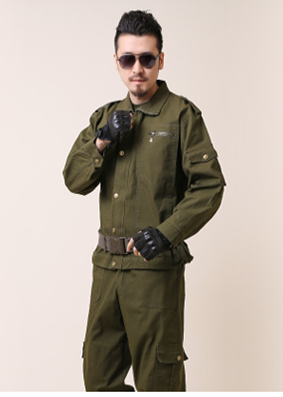 G3-320 Solid-Color Military Uniforms