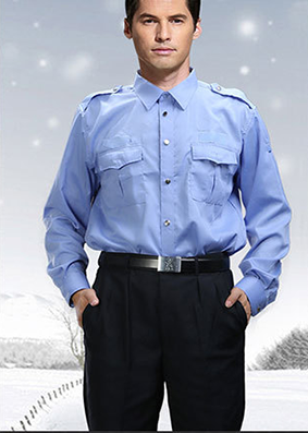G4-322  soft fabric Security Guard Uniforms