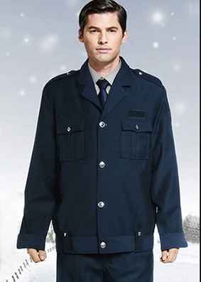 G4-324 warn Security Guard Uniforms