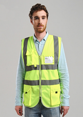 G4-480 Reflective Tape Security Uniforms
